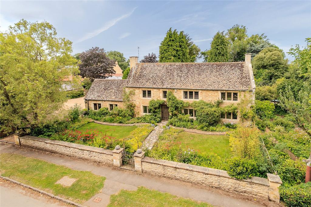 4 Bedrooms Detached House for sale in Ketton Road,, Hambleton, Rutland