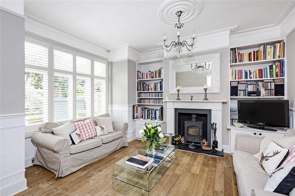 5 Bedrooms Terraced House for sale in Grosvenor Avenue, London, SW14