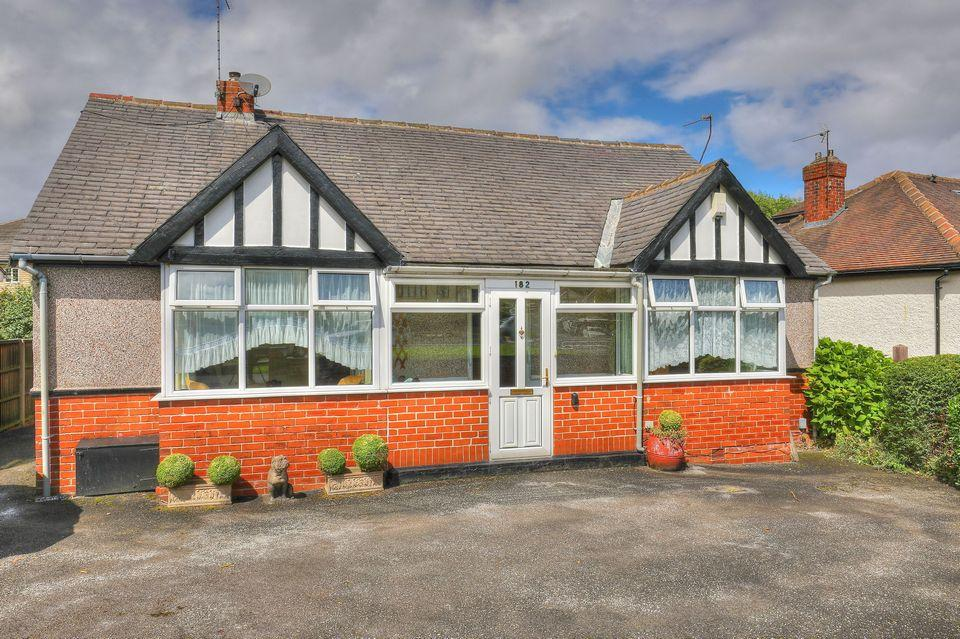 2 Bedrooms Detached Bungalow for sale in 182 Abbey Lane, Beauchief, Sheffield S8