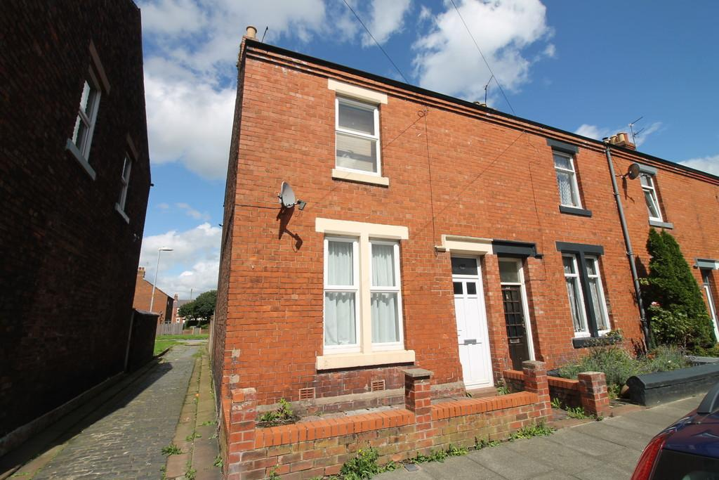 2 Bedrooms End Of Terrace House for sale in Graham Street, Carlisle