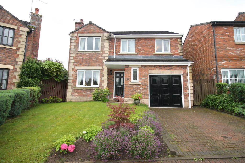 5 Bedrooms Detached House for sale in Townfoot Park, Brampton