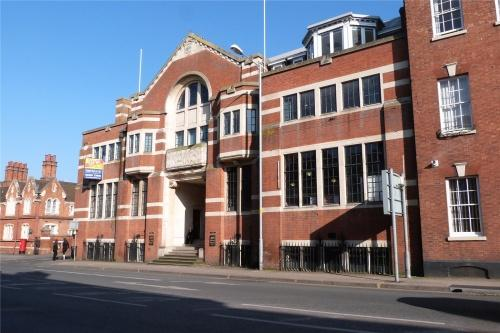 1 Bedroom Flat for sale in Apartment a , 2, Surman Street, Worcester WR1