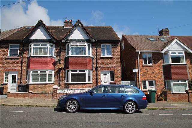 3 Bedrooms Semi Detached House for sale in Dallington Road, Hove