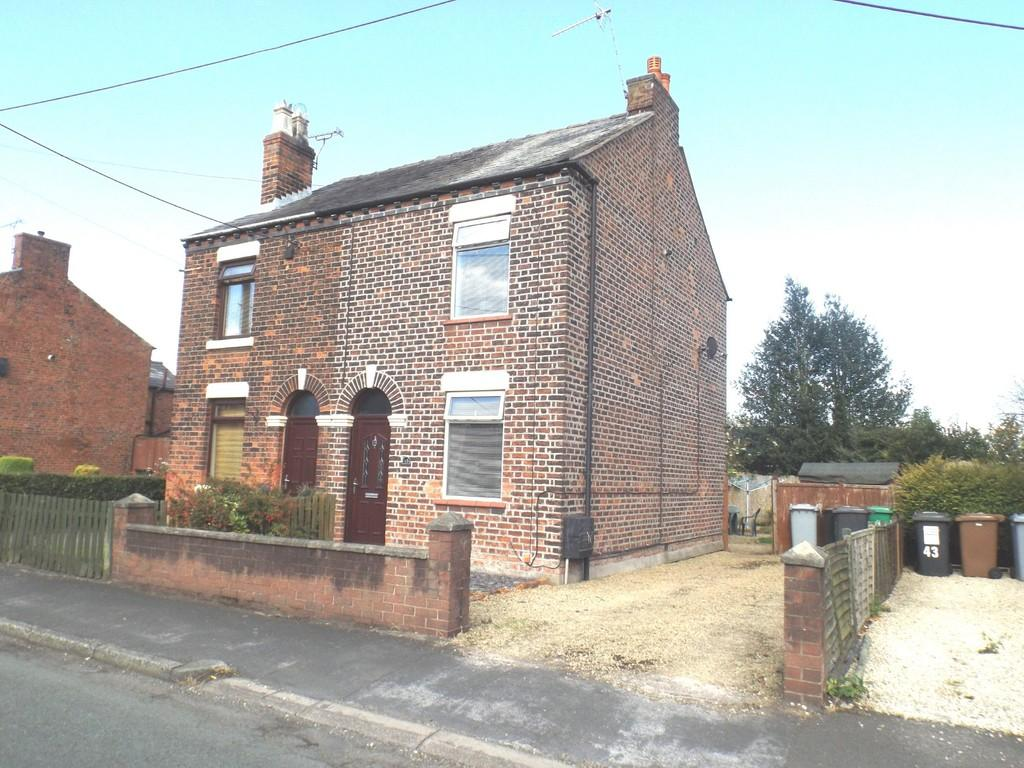 2 Bedrooms Semi Detached House for sale in New Street, Haslington