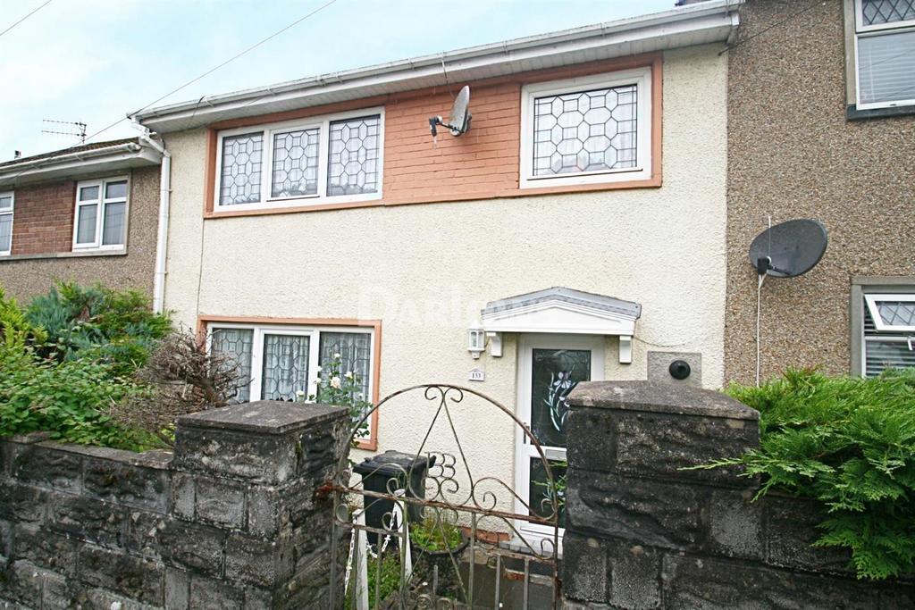 3 Bedrooms Terraced House for sale in Oak Road, Merthyr Tydfil