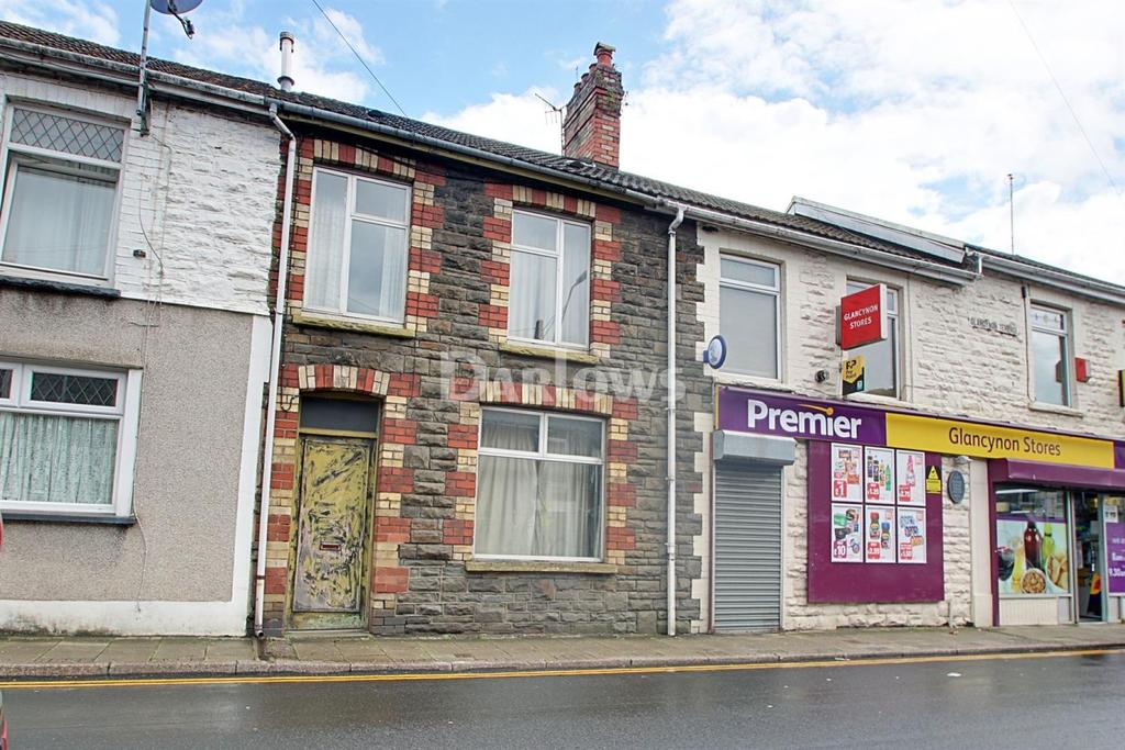 2 Bedrooms Terraced House for sale in Mountain Ash