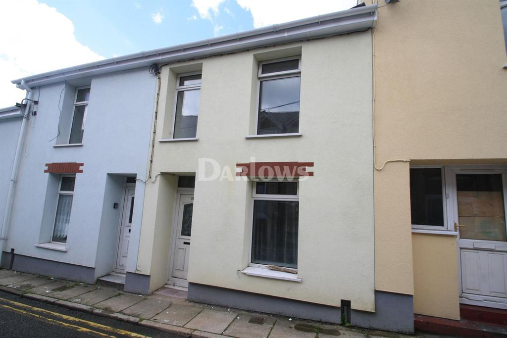 2 Bedrooms Terraced House for sale in Upper Salisbury Street, Tredegar, Gwent