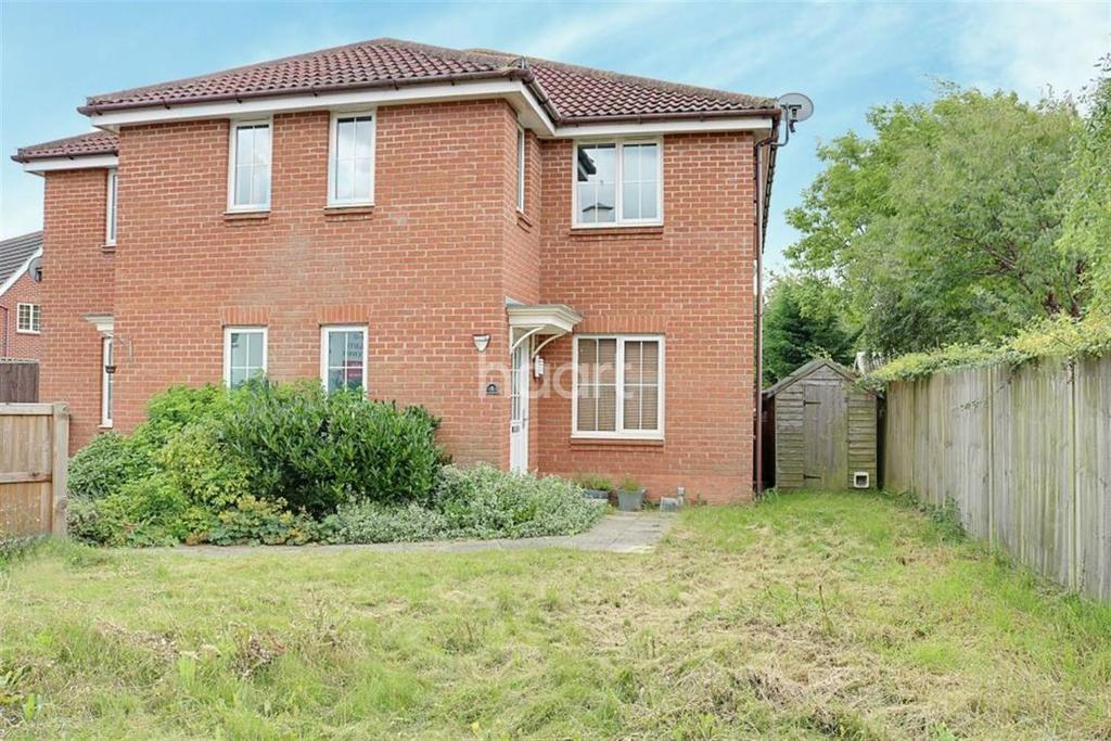 2 Bedrooms Terraced House for sale in Pearl drive, Braintree