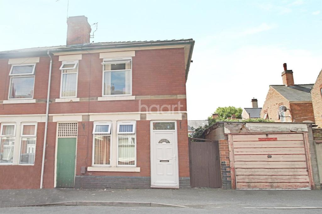 3 Bedrooms Terraced House for sale in St Augustine Street, Derby