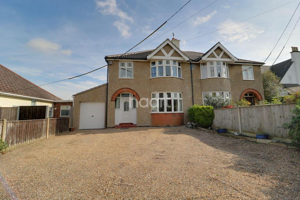 4 Bedrooms Semi Detached House for sale in Lowestoft