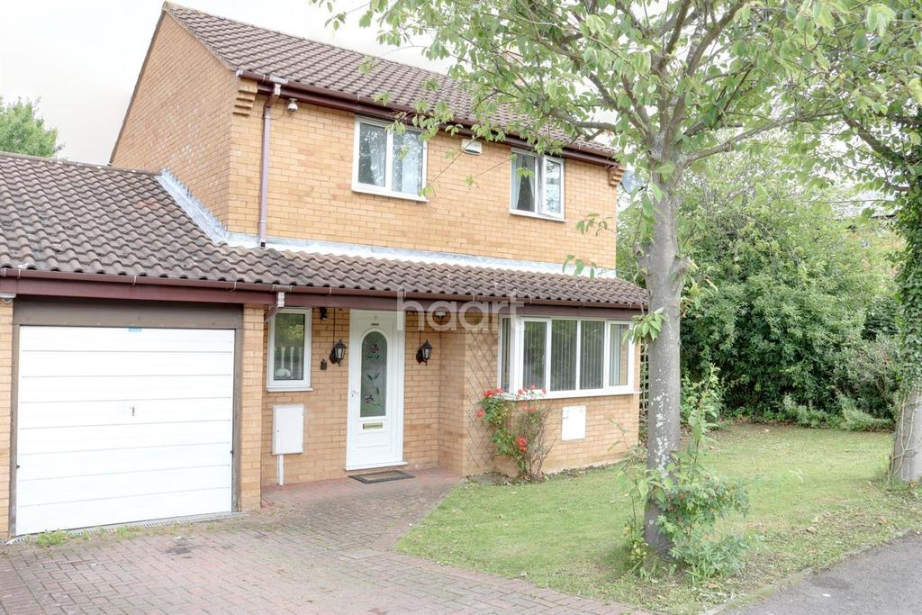 3 Bedrooms End Of Terrace House for sale in Milton Keynes