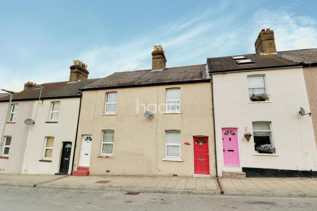 2 Bedrooms Terraced House for sale in Hearns Road, Orpington