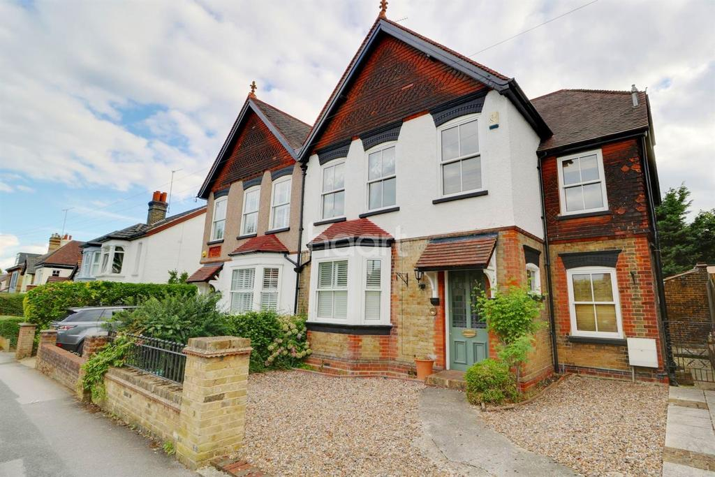 4 Bedrooms Semi Detached House for sale in Moorfield Road, Orpington