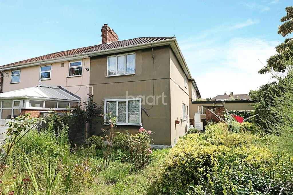 2 Bedrooms Semi Detached House for sale in North Square, Edlington
