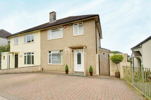 3 bedroom semi-detached house for sale - Lancaster Gardens, Whitleigh