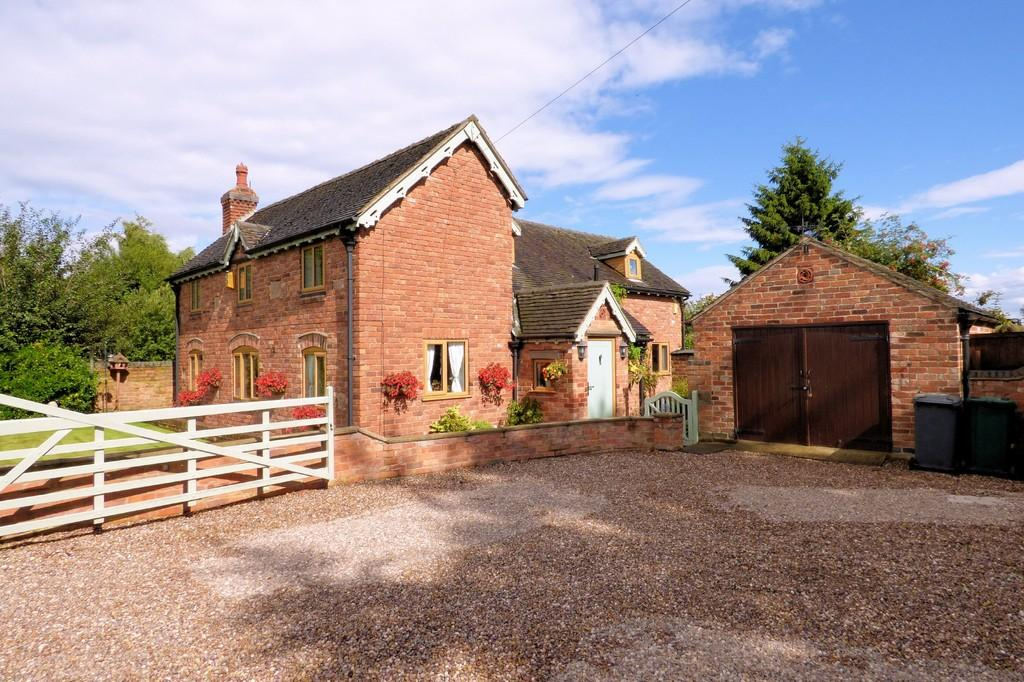3 Bedrooms Cottage House for sale in Twyford Road, Barrow-on-Trent