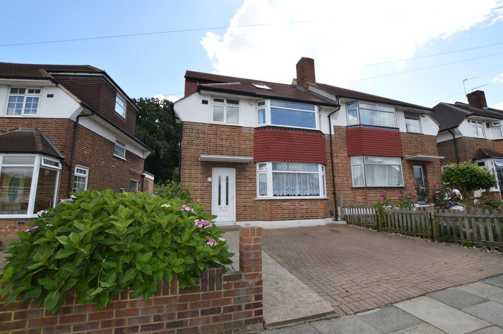 4 Bedrooms Semi Detached House for sale in Berryhill, Eltham Park SE9