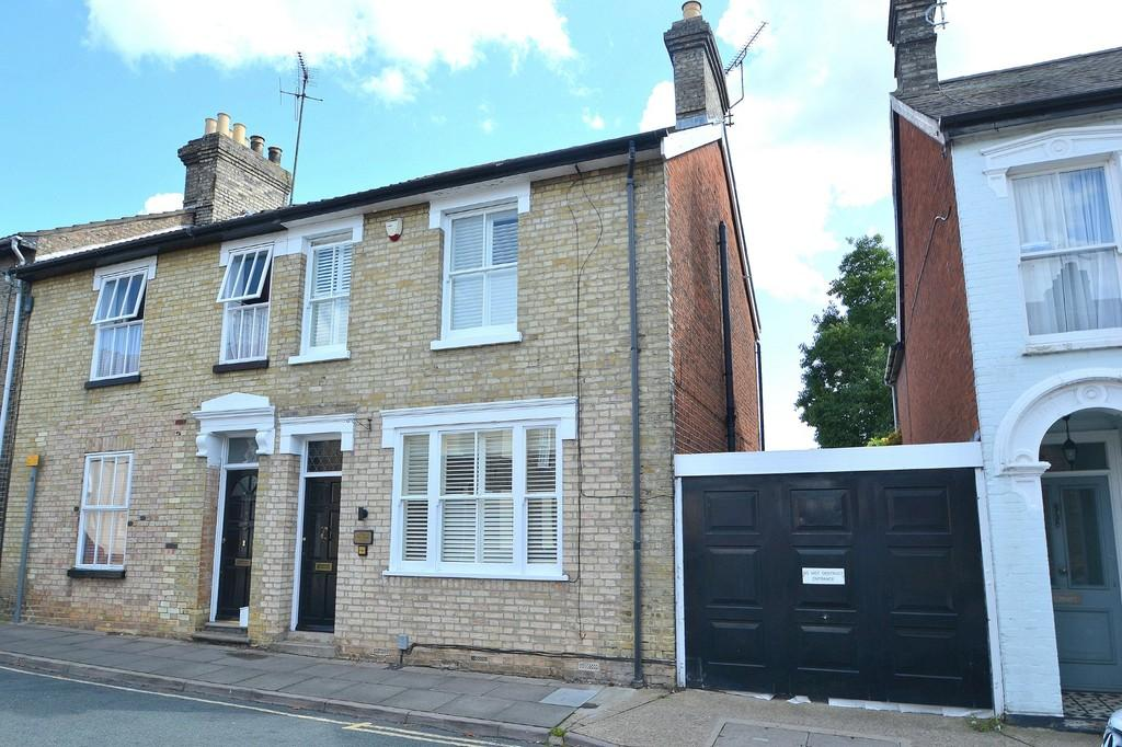 3 Bedrooms End Of Terrace House for sale in Orford Street, Ipswich, Suffolk, IP1 3NS