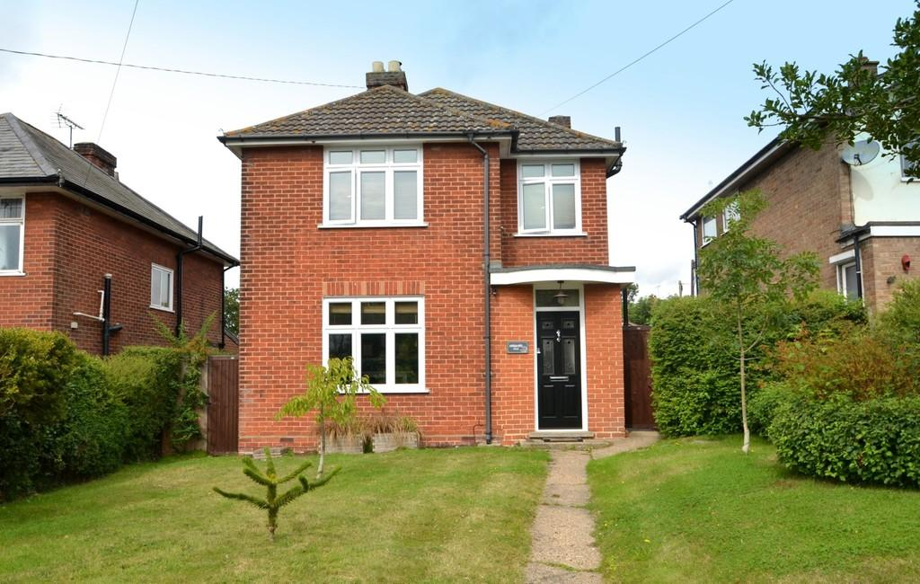 3 Bedrooms Detached House for sale in Bristol Hill, Shotley Gate, Suffolk, IP9 1PU