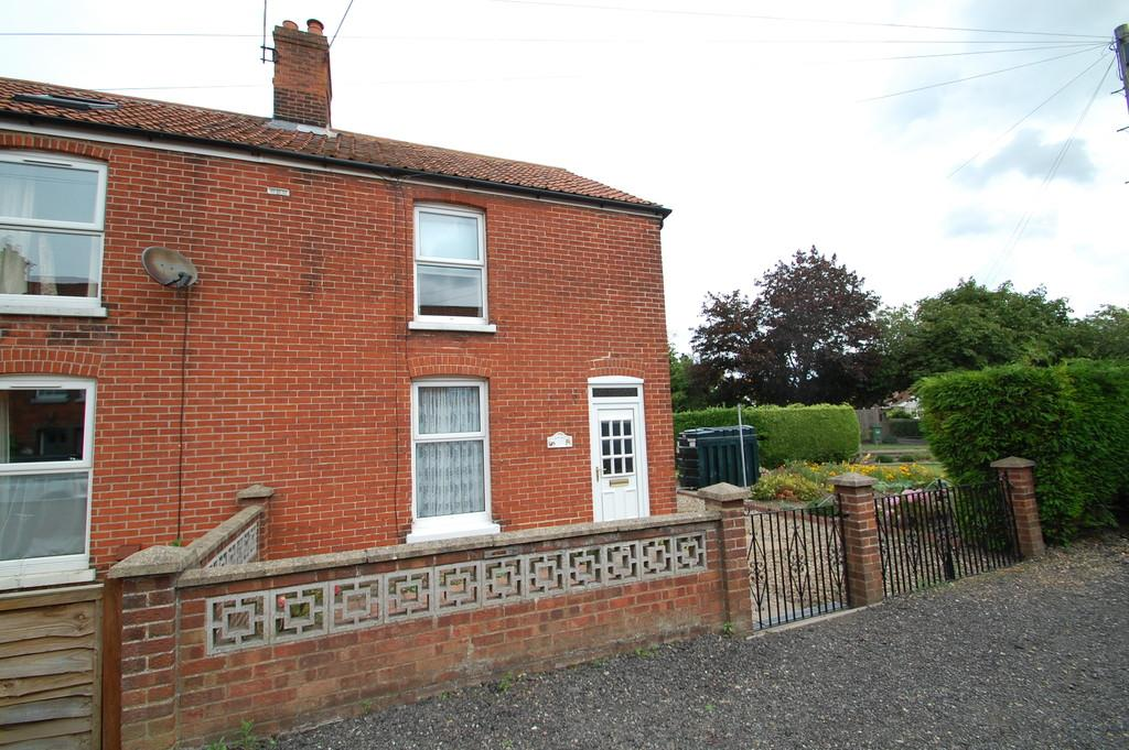 2 Bedrooms End Of Terrace House for sale in York Road, Stalham