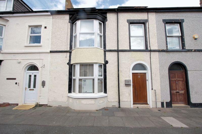 4 Bedrooms Terraced House for sale in Windsor Street, Rhyl