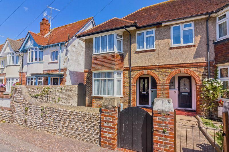 3 Bedrooms End Of Terrace House for sale in Madeira Avenue, Worthing