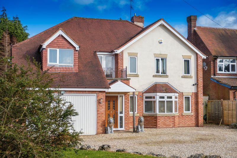 5 Bedrooms Detached House for sale in Codsall Road, Tettenhall, Wolverhampton