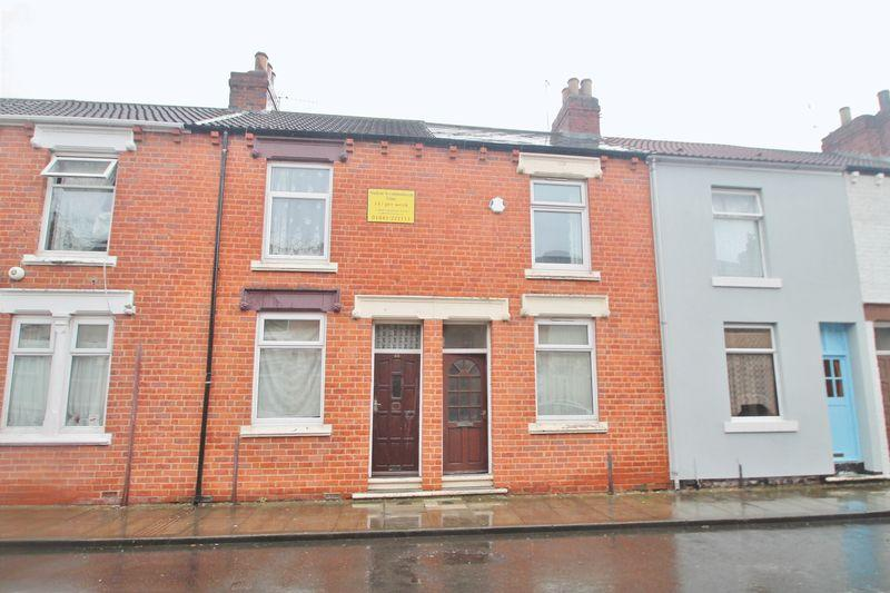 2 Bedrooms Terraced House for sale in Falmouth Street, Middlesbrough