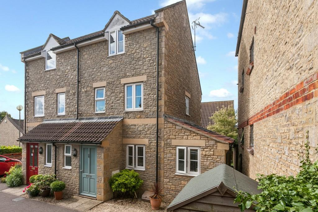 3 Bedrooms Town House for sale in Porters Mead, Corsham