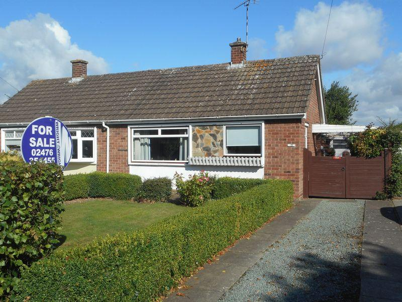 2 Bedrooms Bungalow for sale in Church Lane, Nuneaton