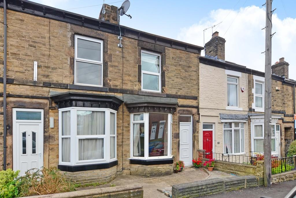 3 Bedrooms Terraced House for sale in Sackville Road, Crookes