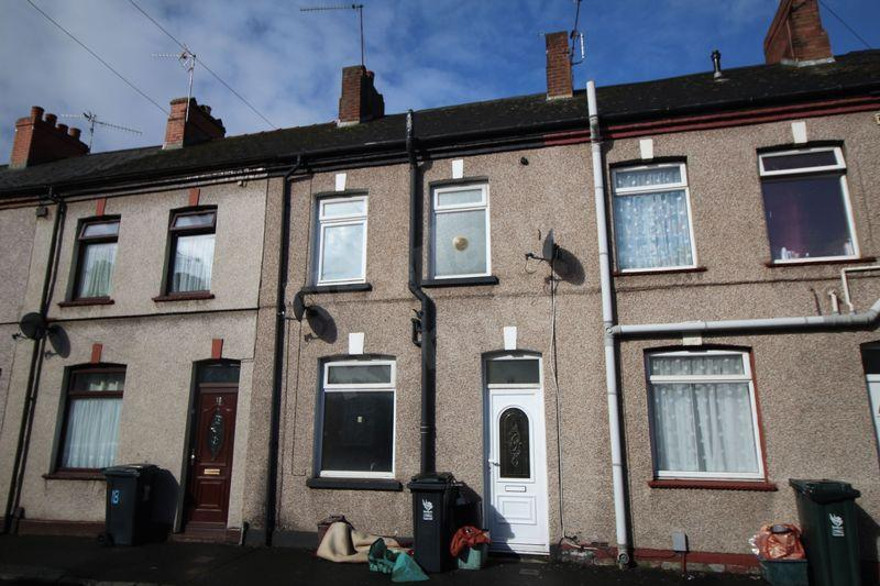 2 Bedrooms Terraced House for sale in Hereford Street, Newport