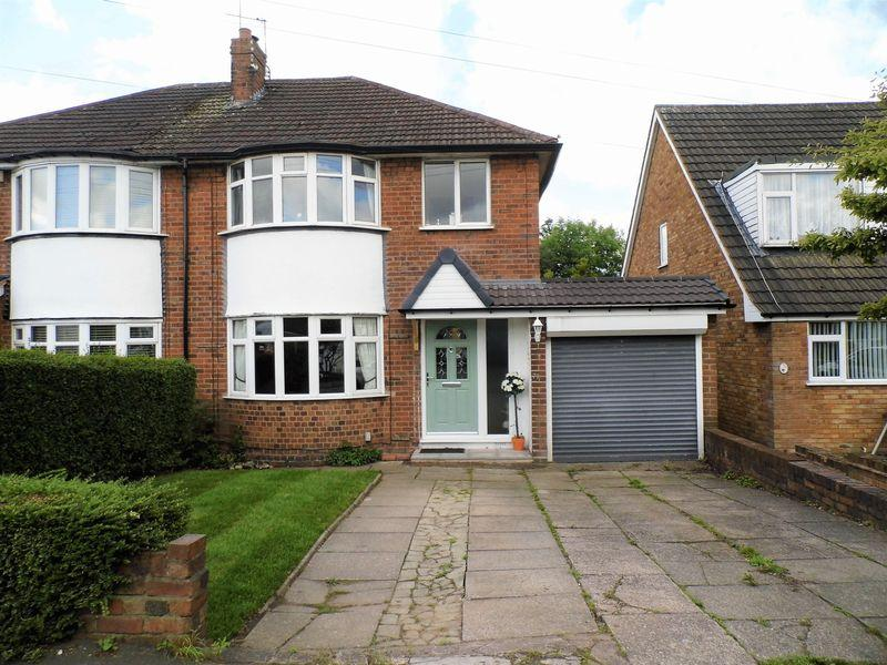 3 Bedrooms Semi Detached House for sale in Allens Lane, Pelsall, Walsall