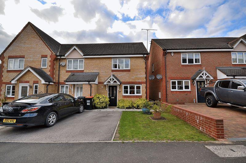 3 Bedrooms End Of Terrace House for sale in Palmer Crescent, Leighton Buzzard