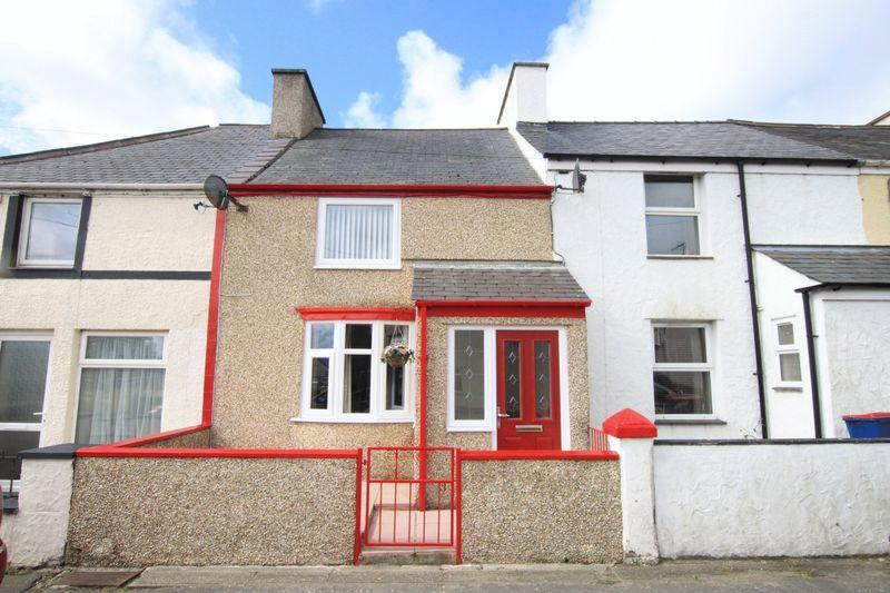2 Bedrooms Terraced House for sale in High Street, Malltraeth