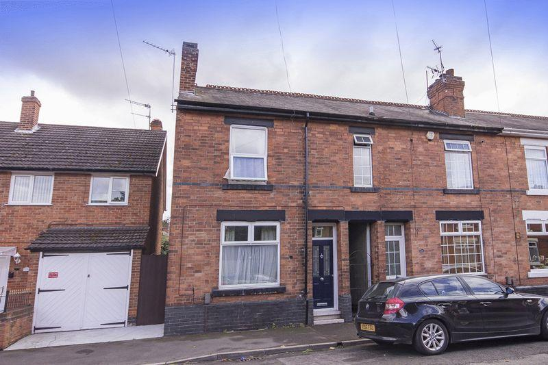 2 Bedrooms End Of Terrace House for sale in MURRAY STREET, ALVASTON