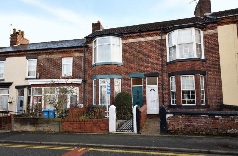 3 Bedrooms Terraced House for sale in Greenway Road, Old Runcorn