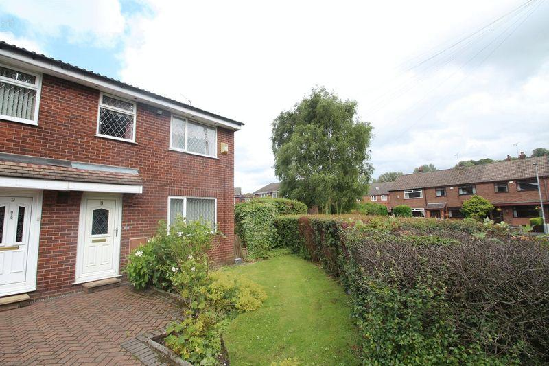 3 Bedrooms Semi Detached House for sale in Sudley Road, Rochdale OL11 4PY ** SHARED OWNERSHIP **