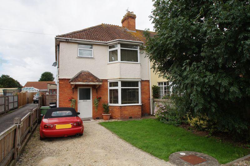 3 Bedrooms Semi Detached House for sale in Burnham Road, Burnham-On-Sea