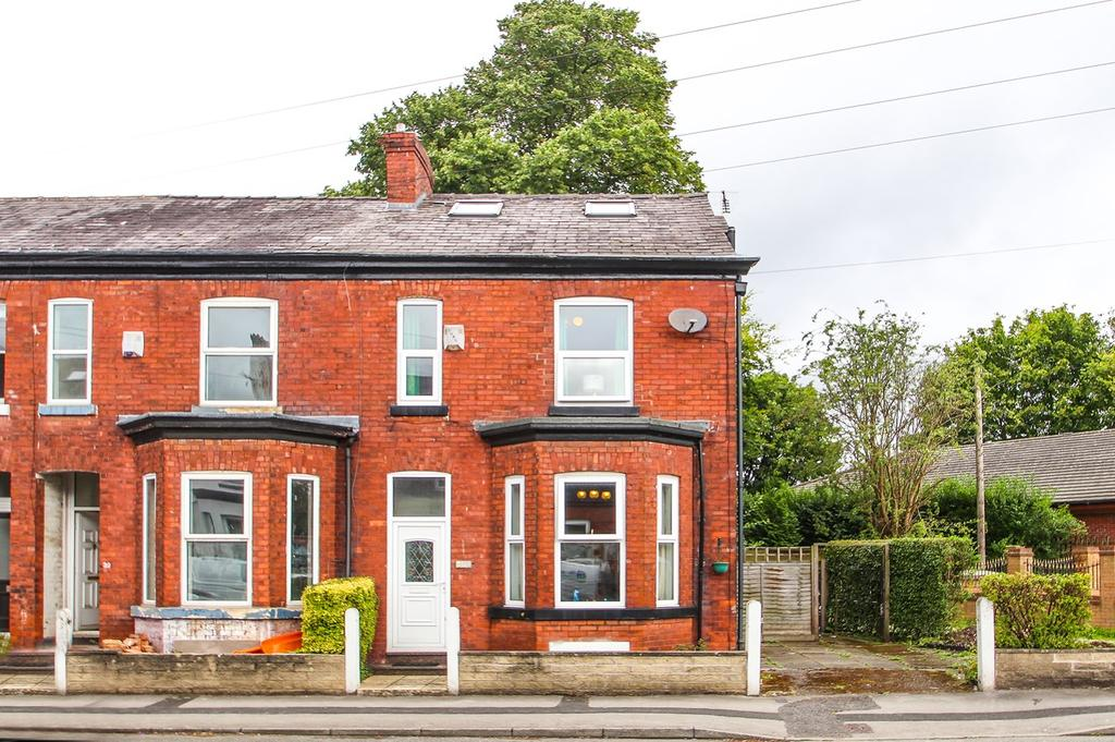 3 Bedrooms End Of Terrace House for sale in Marsland Road, Sale, Cheshire, M33