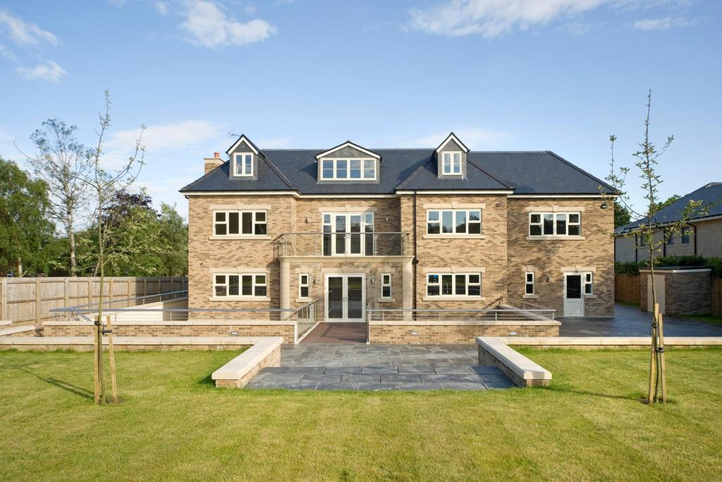 6 Bedrooms Detached House for sale in Darras Road, Darras Hall, Ponteland, Newcastle upon Tyne, NE20