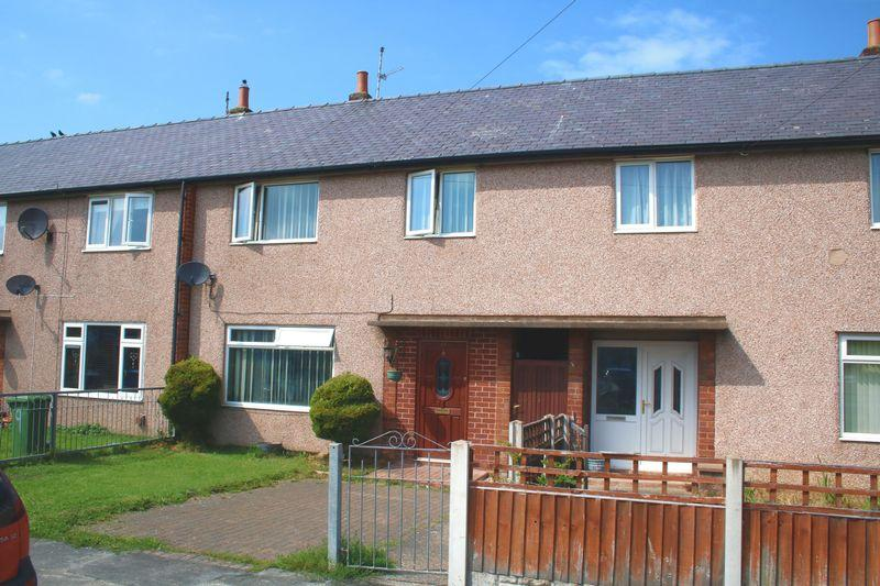 3 Bedrooms Terraced House for sale in Heol Clwyd, St Asaph