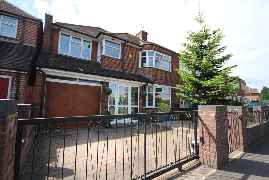 5 Bedrooms Semi Detached House for sale in Riddy Lane, Luton, LU3