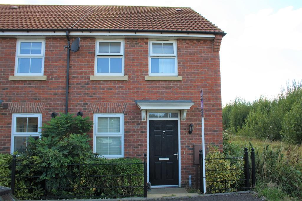 2 Bedrooms End Of Terrace House for sale in Newton Abbot Way, Bourne, PE10