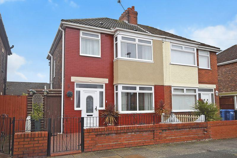3 Bedrooms Semi Detached House for sale in Wallace Street, Widnes
