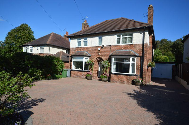 4 Bedrooms Detached House for sale in Boundary Road, West Kirby