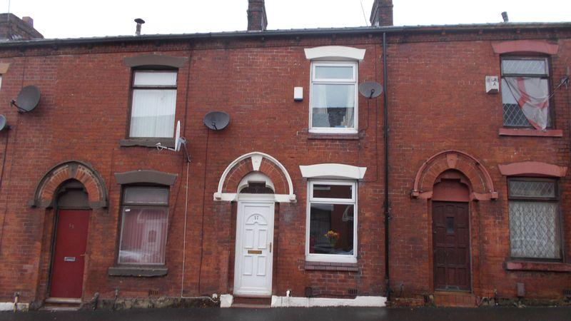 2 Bedrooms Terraced House for sale in Honeywell Lane, Oldham