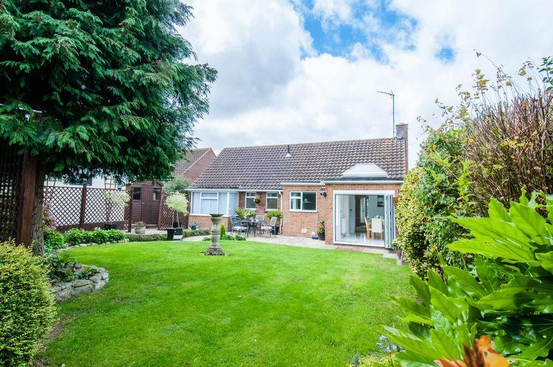 3 Bedrooms Detached Bungalow for sale in North End, Higham Ferrers