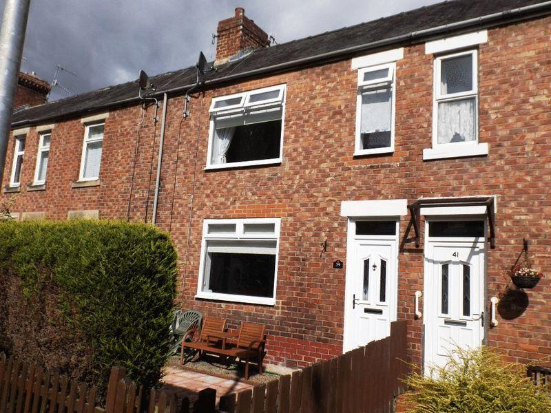 2 Bedrooms Terraced House for sale in Pretoria Avenue, Morpeth