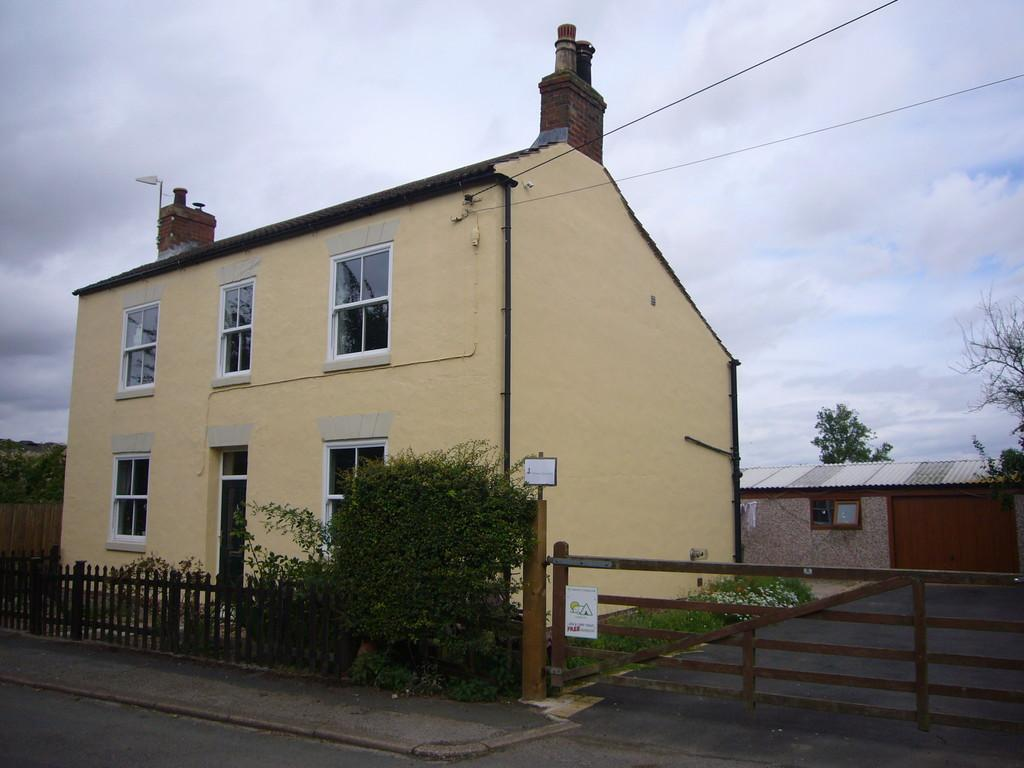 4 Bedrooms Detached House for sale in Rose Mead, Grange Road, Adlingfleet, Goole, DN14 8HT